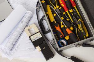 電気工事用工具